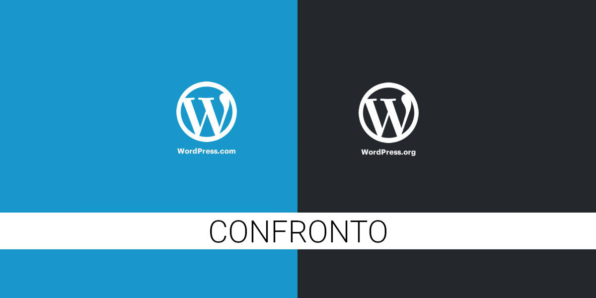 La differenza tra Wordpress.org e Wordpress.com: tutto quello che c'è da sapere